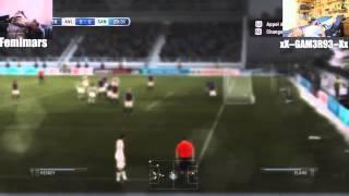 FIFA 12 Jouer la tete a l