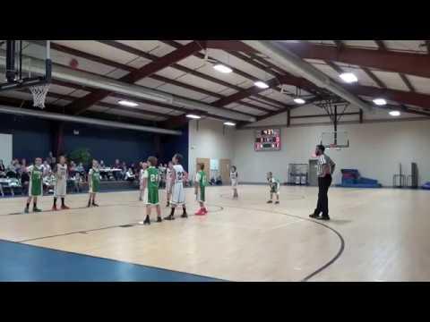 4th Grade Game 1 vs Dublin Irish