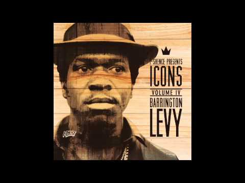 Best of Barrington Levy mix : Icons vol 4