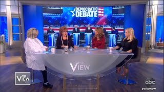Did Democratic Debate Produce a Clear Winner? | The View