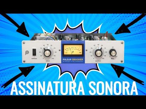 [GRATUITO] Assinatura sonora com Smasher da Pulsar Audio