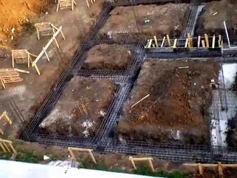 Turnare beton fundatie bloc in Ansamblul Ghindari