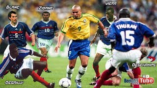 The Time When The 20 Year Old Ronaldo Outclassed The Whole French Team