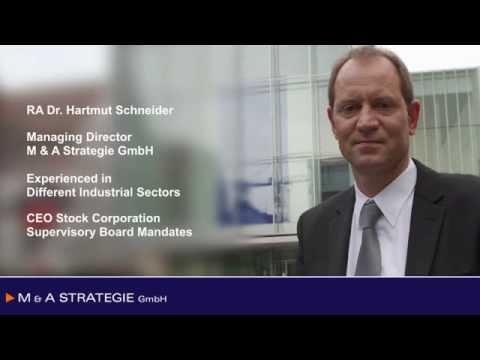 M & A Strategie GmbH Presentation  EN