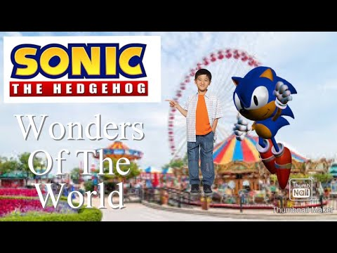 Sonic The Hedgehog Wonders Of The World Part 1 Fanmade Youtube