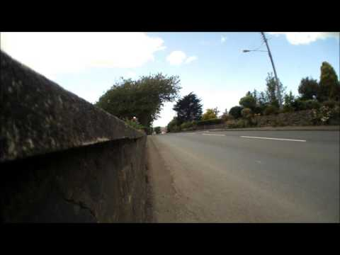 2012 Isle of Man TT SuperSport  Race 10 mins Ballagary