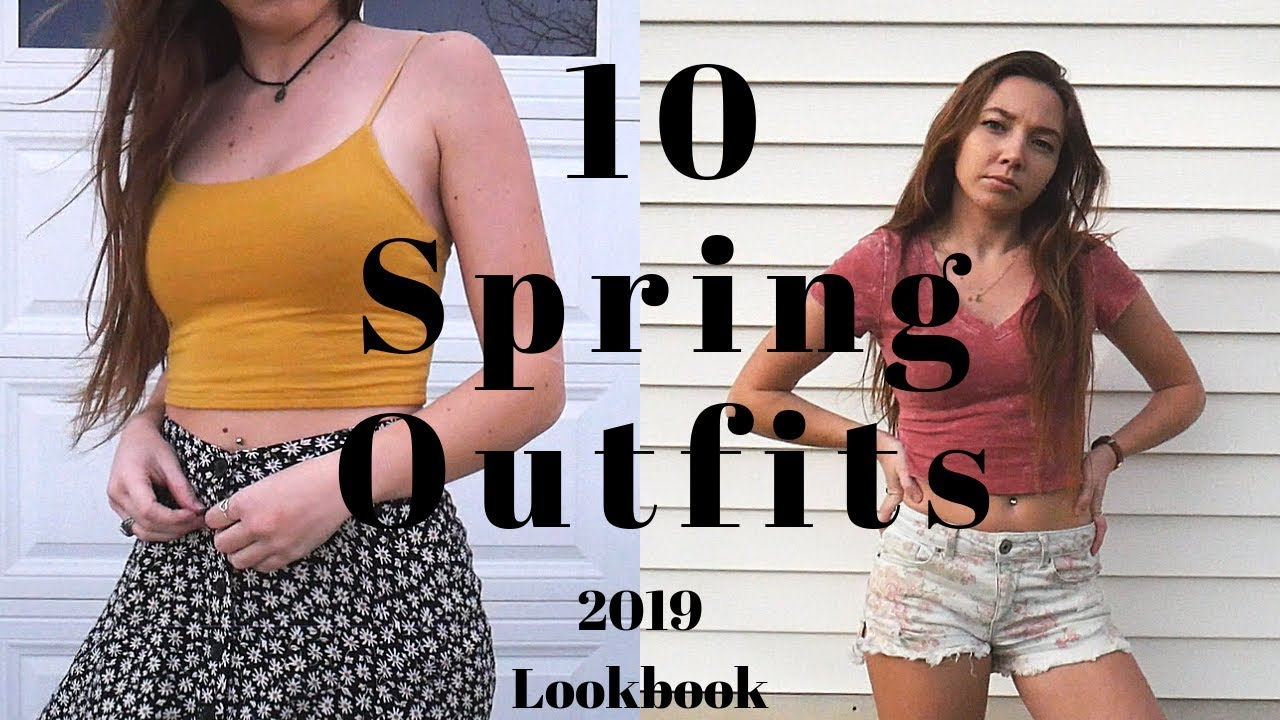 Lookbook | 10 Spring Outfits 2019 4
