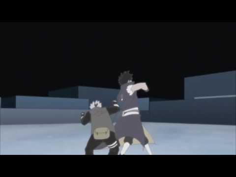 XXXTENTACION - RUN UP ON ME (OBITO VS KAKASHI)