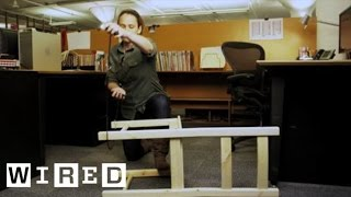 Most Dangerous Object in the Office: Supreme Products Pocket Chain Saw - Wired