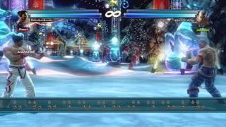 Tekken Tutorial: How to Electric Wind God Fist (EWGF)