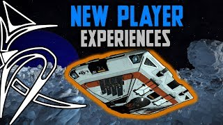 New player experiences [Elite Dangerous]