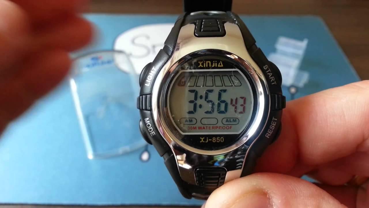 diseño de calidad 8d671 68656 Watch Xinjia 850 [GearBest]