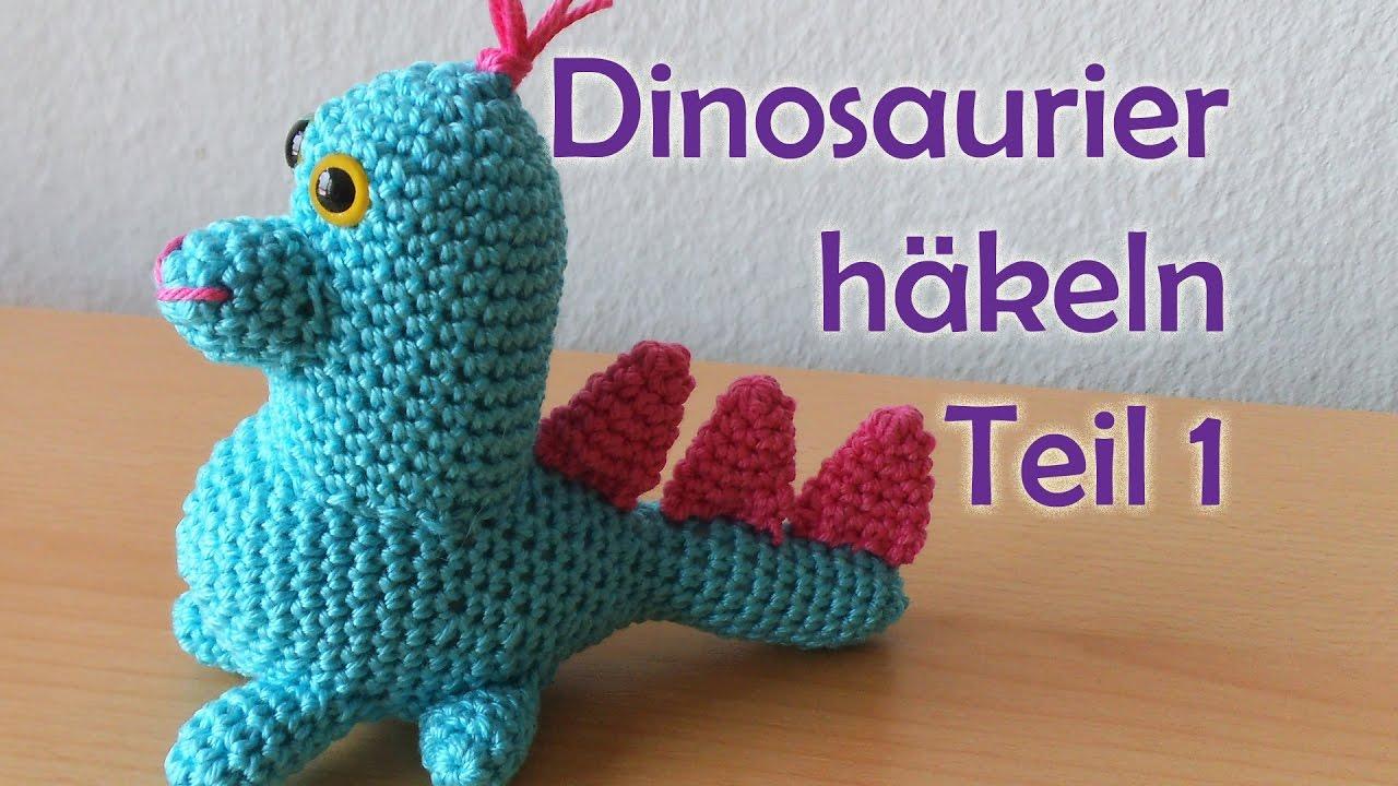 Dinosaur Amigurumi Triceratops | Häkeln dinosaurier, Häkeln ... | 720x1280