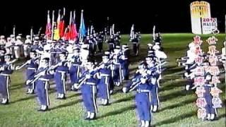 2011 嘉義市國際管樂節 - 隊形表演(國防部三軍樂儀隊) thumbnail