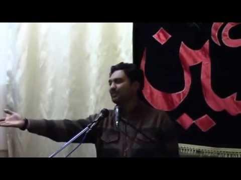 qasida,hazrat abbas a s ki shadi Zakir Muntazir Mehdi