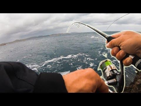 "BUSCANDO PECES a spinning en ""INVIERNO"" | Lured Vlog 66"