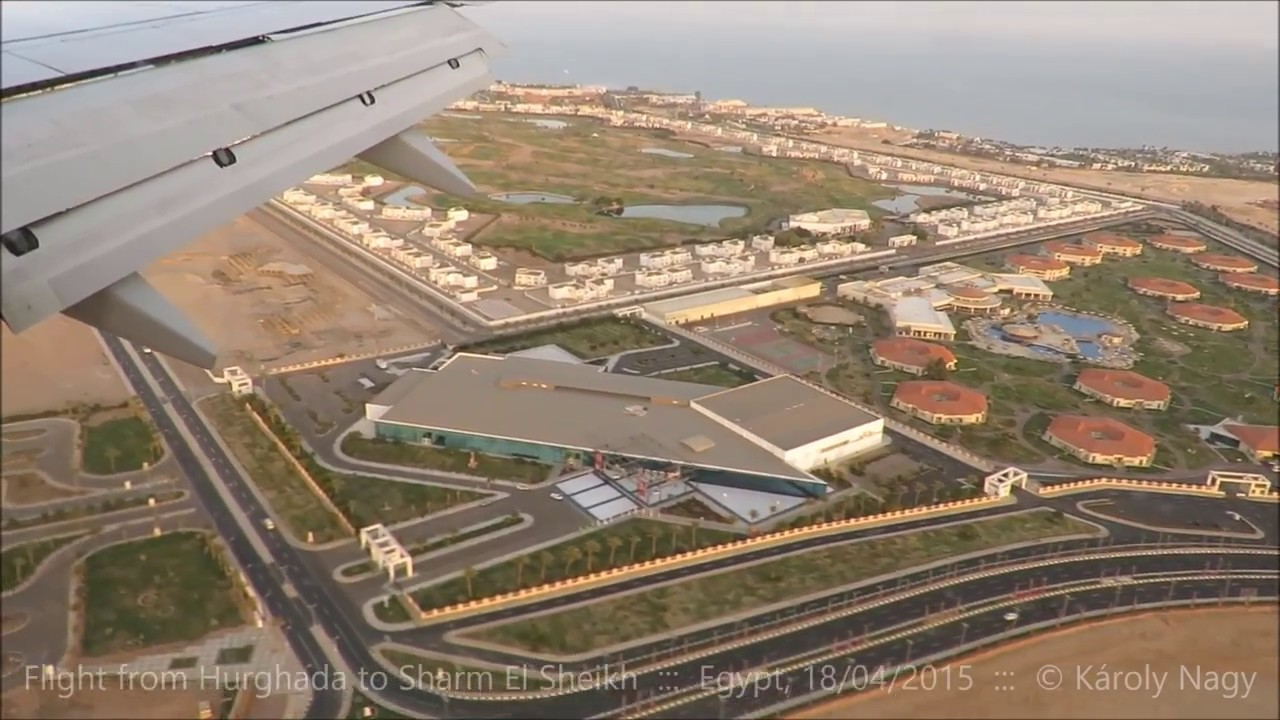 How to fly to Hurghada 37