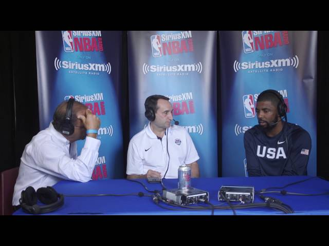 5a850f6d596 Kyrie Irving Continues Superstar Ascension With Team USA