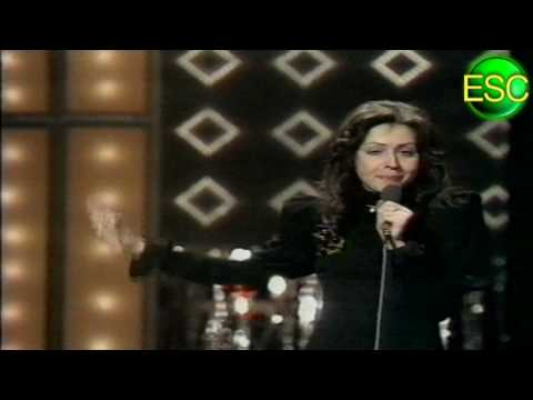 ESC 1972 Winner Reprise - Luxembourg - Vicky Leandros - Après Toi