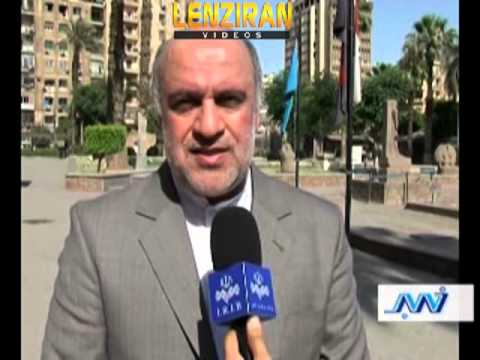 Second group of Iranian tourists visit  Egypt
