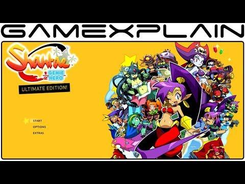 Shantae: Half-Genie Hero Ultimate Edition - Game & Watch (Nintendo Switch)