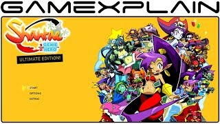Shantae: Half-Genie Hero Ultimate Edition - Game & Watch (Nintendo Switch)