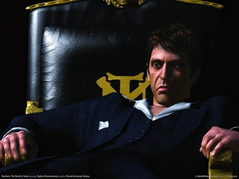 Scarface The World Is Yours All Cutscenes Gameplay