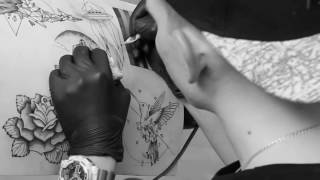 Обучение татуировке в Tattoo Academy. Стань тату мастером!(Хочешь стать татуировщиком, но не знаешь с чего начать? Специально для тебя существует учебный центр Tattoo..., 2016-06-22T11:45:57.000Z)