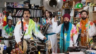 Red Baraat: NPR Music Tiny Desk Concert