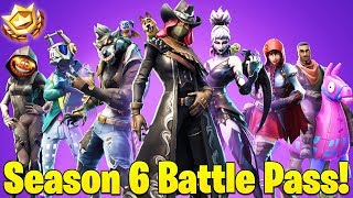 Download Streamers React To Season 6 Battle Pass All Tiers Pets