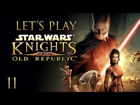 Let's Play Knights of the Old Republic Part 11: Serum Fo' You!