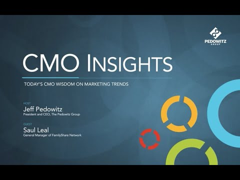 CMO Insights: Saul Leal, FamilyShare Network