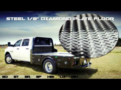 Norstar Truck Bed 2015 Model Overview