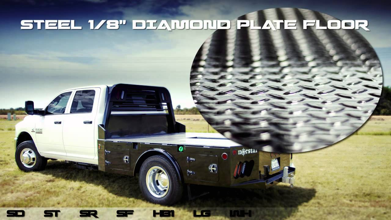 Dually Short Bed >> Norstar Truck Bed 2015 Model Overview - YouTube
