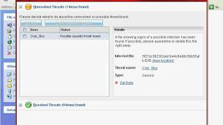 Trend Micro IS Detected But Unblocked