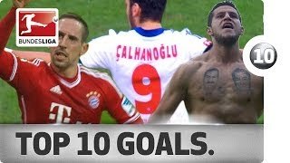 Top 10 Goals - Season 2013/14