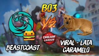 Beastcoast vs Vira-Lata Caramelo ► Clasificatorias DreamLeague Major Dota 2 😍 | Dota 2
