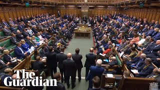 Parliament reconvenes after the supreme court rules suspension unlawful – watch live