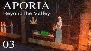 Aporia: Beyond the Valley [03] [Das Rästel der Sterne] [Angespielt] Let's Play Gameplay German thumbnail