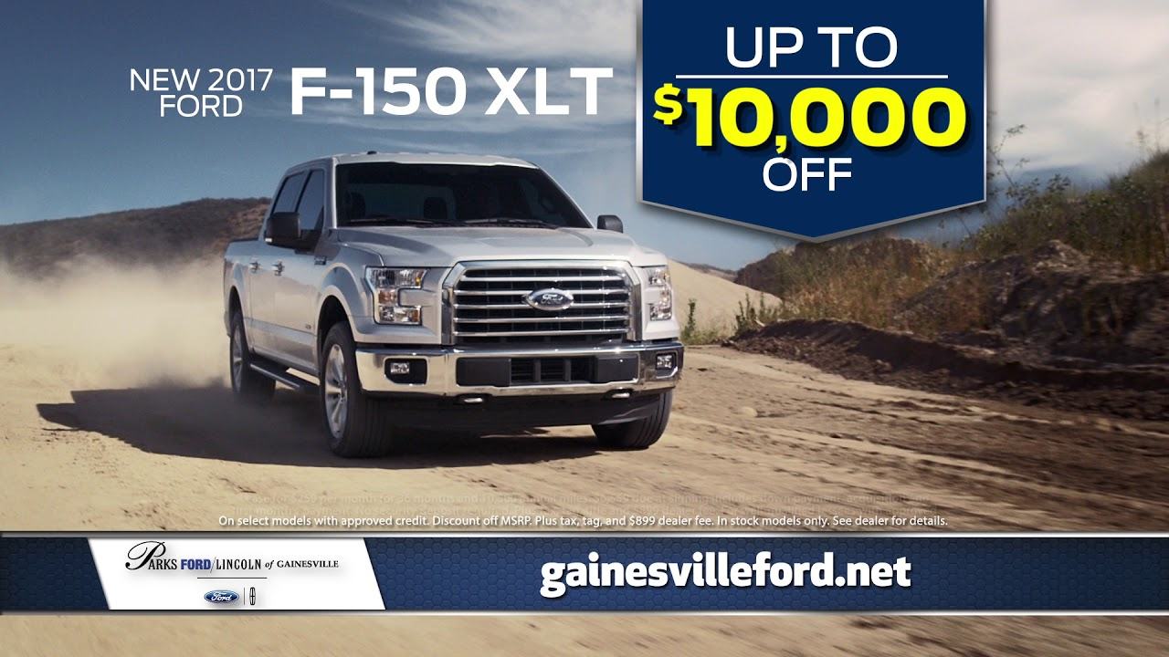Parks Ford Gainesville >> Parks Ford Of Gainseville Truck Country Usa