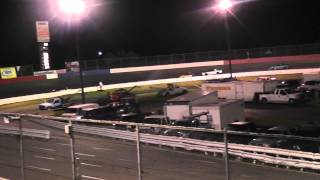 Ace Speedway Extreme Race ben hanks Wins in the #28 integra good race 6-5-15