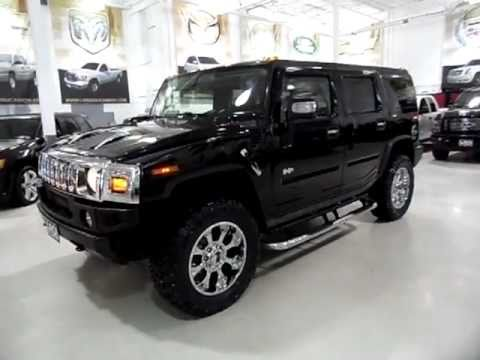 hummer h2 4x4 luxury 6 pass cuir toit ouvrant tv dvd appuis tetes 2007 wwwleroiducamioncom