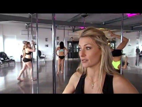 FRANCE 3 La pole Dance: Un Sport!