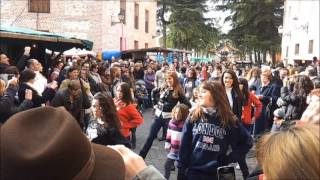 Flashmob DanceOn 2012 San Fernando de Henares