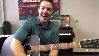 Lose It | Kane Brown | Beginner Guitar Lesson | Matt McCoy Video