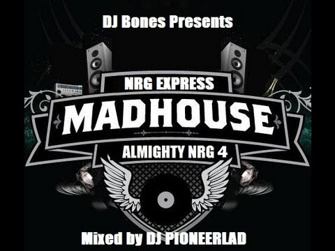 NRG EXPRESS MIX ALMIGHTY NRG 4 - VARIOUS ARTISTS