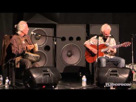 John Densmore & Robby Krieger   LIVE AT LACMA