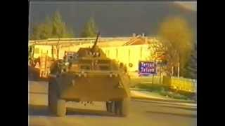 Battle of Tetovo - War against radical islamic Albanian UCK Terrorists part II