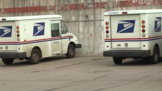 U.S. Post Office working diligently to bring Christmas joy thumbnail