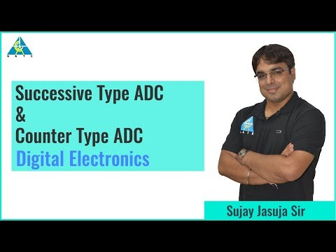 ADC & DAC Part-3 | Digital Electronics